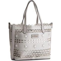 Torebka NOBO - NBAG-E2730-C019 Szary. Szare torebki klasyczne damskie marki Nobo, ze skóry ekologicznej, duże. W wyprzedaży za 139,00 zł.