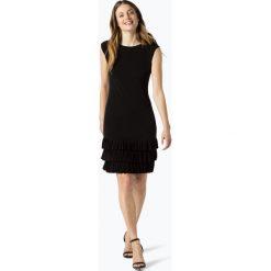 Sukienki hiszpanki: Ambiance – Damska sukienka koktajlowa, czarny