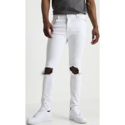 Liquor N Poker RIP KNEE Jeans Skinny Fit white. Białe rurki męskie Liquor N Poker. Za 239,00 zł.