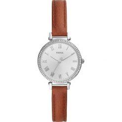 Fossil - Zegarek ES4446. Różowe zegarki damskie marki Fossil, szklane. Za 449,90 zł.