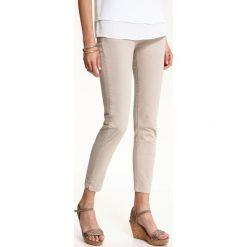 Spodnie damskie: SPODNIE DŁUGIE DAMSKIE RURKI