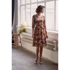 Sukienki hiszpanki: Sukienka Hypatia Uitta różowa 32