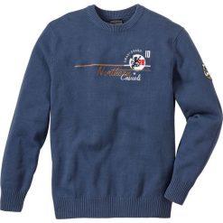 Swetry męskie: Sweter Regular Fit bonprix indygo