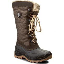 Buty zimowe damskie: Śniegowce CMP - Nietos Wmn 3Q47966 Sabbia P543