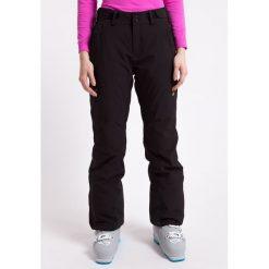Bryczesy damskie: Spodnie narciarskie damskie SPDN154z - czarny