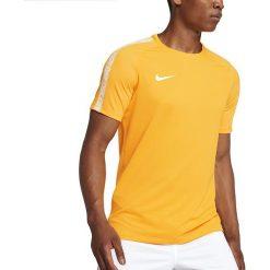 Nike Koszulka męska M NK BRT SQD TOP SS pomarańczowa r. XL (859850 845). Brązowe t-shirty męskie Nike, m. Za 109,00 zł.