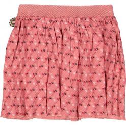 """Spódnica """"Wind Waait"""" w kolorze jasnoróżowym. Czerwone spódniczki dziewczęce marki 4FunkyFlavours Kids, mini. W wyprzedaży za 102,95 zł."""