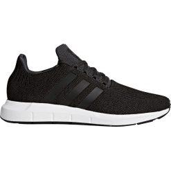 Buty adidas Swift Run (CQ2114). Czarne halówki męskie Adidas, z materiału. Za 229,99 zł.