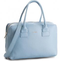 Torebka FURLA - Capriccio 961777 B BOA3 QUB Fiordaliso e. Niebieskie torebki klasyczne damskie Furla, ze skóry. W wyprzedaży za 1359,00 zł.