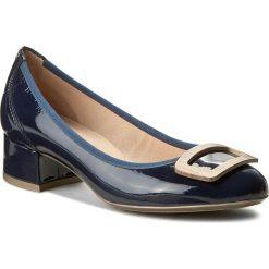 Półbuty damskie: Półbuty HISPANITAS – Adele HV74831 Jeans