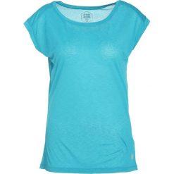 ASICS LAYERING Tshirt basic lake blue. Niebieskie topy sportowe damskie Asics, xl, z materiału. Za 129,00 zł.
