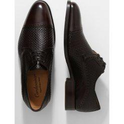 Buty wizytowe męskie: Cordwainer BAILDON  Eleganckie buty elba chocodama