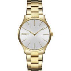 """Zegarki damskie: Zegarek kwarcowy """"Pure"""" w kolorze złoto-srebrnym"""
