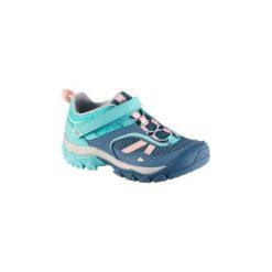 Buty CROSSROCK dla dzieci. Niebieskie buciki niemowlęce chłopięce QUECHUA. Za 99,99 zł.