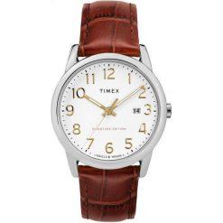 Biżuteria i zegarki męskie: Zegarek Timex Męski Easy Reader TW2R65000 Signature Edition Indiglo