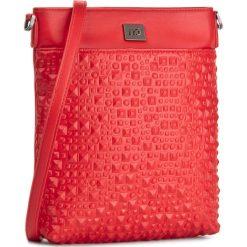 Torebka NOBO - NBAG-E0210-C005 Czerwony. Czerwone listonoszki damskie marki Nobo, ze skóry ekologicznej. W wyprzedaży za 119,00 zł.