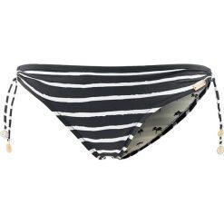 : Figi bikini w biało-czarnym