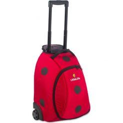 Walizka Biedronka (L11060). Czerwone walizki marki Littlelife. Za 269,00 zł.