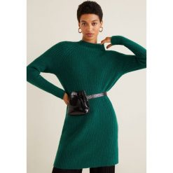 Mango - Sweter Gaston. Szare swetry klasyczne damskie Mango, l, z dzianiny. Za 139,90 zł.