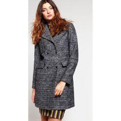Płaszcze damskie pastelowe: KIOMI Krótki płaszcz grey melange