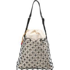 Shopper bag damskie: By Malene Birger NOTKA Torba na zakupy black