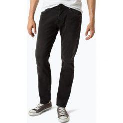 Pepe Jeans - Jeansy męskie – Spike, czarny. Niebieskie jeansy męskie regular marki House. Za 349,95 zł.