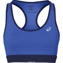Biustonosze sportowe: Asics Biustonosz sportowy damski Racebrack Blue/Purple r. S
