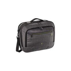 Torba do laptopa Hama Frankfurt szara. Szare torby na laptopa marki HAMA, w paski, z materiału. Za 187,99 zł.