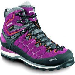 Buty trekkingowe damskie: MEINDL Buty damskie Litepeak Lady GTX fioletowe r. 40 (3927)