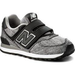 Trampki chłopięce: Sneakersy NEW BALANCE – KV574V9Y Szary