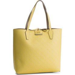 Torebka GUESS - HWEM64 22250 LET. Brązowe torebki klasyczne damskie Guess, z aplikacjami, ze skóry ekologicznej, duże. W wyprzedaży za 519,00 zł.