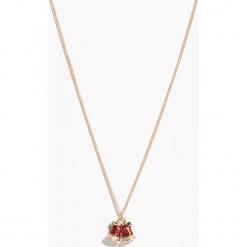 Długi naszyjnik z dzwoneczkami - Beżowy. Brązowe naszyjniki damskie Sinsay. Za 9,99 zł.