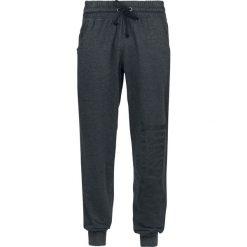Lonsdale London Logo Large Spodnie dresowe odcienie ciemnoszarego. Szare joggery męskie marki Lonsdale London, z nadrukiem, z dresówki. Za 79,90 zł.