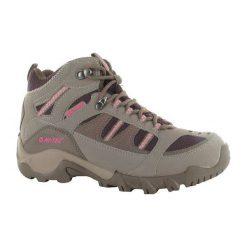 Buty trekkingowe damskie: Hitec Multiplex Buty damskie Bryce II Womens brązowo-różowe r. 38