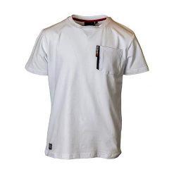 T-shirty chłopięce: Koszulka w kolorze białym