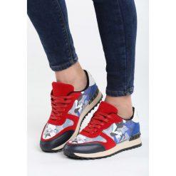 Czerwone Buty Sportowe Street Love. Czerwone buty sportowe damskie marki KALENJI, z gumy. Za 69,99 zł.