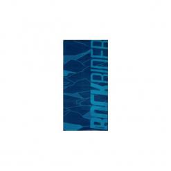 Komin na szyję na rower ROADRACING 100. Niebieskie szaliki damskie B'TWIN, z materiału. Za 14,99 zł.