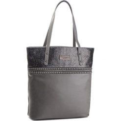 Torebka MONNARI - BAG9320-019 Grey. Szare torebki klasyczne damskie marki Monnari, z materiału, średnie. W wyprzedaży za 199,00 zł.