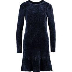 Sukienki dzianinowe: YAS YASCHERRY DRESS Sukienka dzianinowa night sky