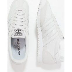 Adidas Originals DRAGON OG Tenisówki i Trampki grey one. Szare tenisówki damskie marki adidas Originals, z gumy. W wyprzedaży za 258,30 zł.