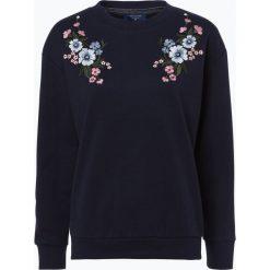 Bluzy rozpinane damskie: Aygill's Denim - Damska bluza nierozpinana, niebieski