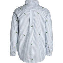 Polo Ralph Lauren SCHIFFLI Koszula blue/multicolour. Szare bluzki dziewczęce bawełniane marki Polo Ralph Lauren, l, button down, z długim rękawem. Za 339,00 zł.