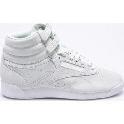 Reebok Classic - Buty F/S Hi Nbk. Szare buty sportowe damskie reebok classic Reebok Classic, z gumy. W wyprzedaży za 229,90 zł.