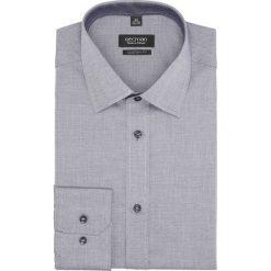 Koszula bexley 2651 długi rękaw custom fit grafit. Szare koszule męskie Recman, m, z długim rękawem. Za 139,00 zł.
