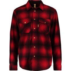 Koszule męskie na spinki: Sasta ALASKAPAITA Koszula cranberry