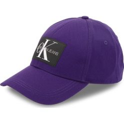 Czapka z daszkiem CALVIN KLEIN JEANS - J Monogram Cap W K40K400753 507. Niebieskie czapki z daszkiem damskie marki Calvin Klein Jeans. Za 159,00 zł.