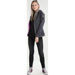 Icepeak LILITH Kurtka Outdoor dark grey. Szare kurtki damskie Icepeak, z bawełny, outdoorowe. Za 379,00 zł.