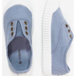 Creepersy damskie: Victoria Shoes INGLESA LONA TINTADA Półbuty wsuwane azul