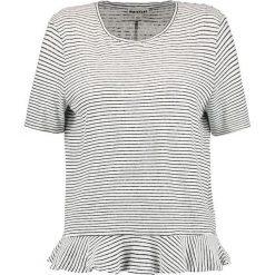 T-shirty damskie: Whistles STRIPE PEPLUM Tshirt z nadrukiem multicolour