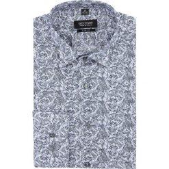 Koszula versone 2826 długi rękaw slim fit fiolet. Szare koszule męskie slim marki Recman, na lato, l, w kratkę, button down, z krótkim rękawem. Za 149,00 zł.